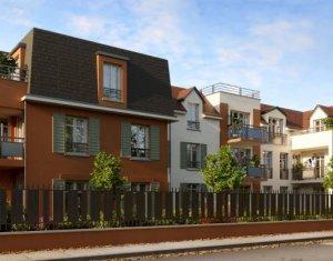 Achat / Vente appartement neuf Franconville proche du Quai des Marques (95130) - Réf. 5788