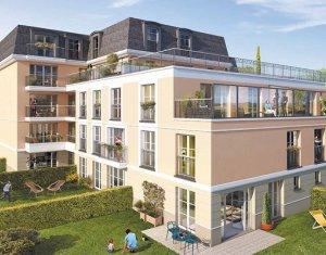 Achat / Vente appartement neuf Franconville quartier résidentiel (95130) - Réf. 2092