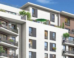 Achat / Vente appartement neuf Franconville quartier résidentiel (95130) - Réf. 1119