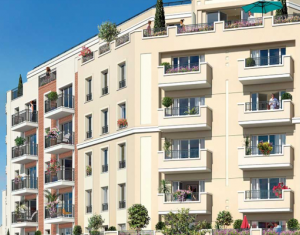 Achat / Vente appartement neuf Gagny (93220) - Réf. 5016