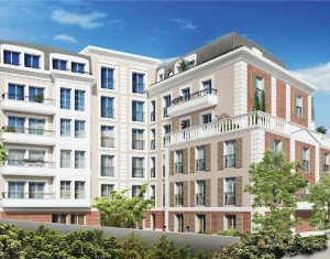Achat / Vente appartement neuf Gagny à 2 minutes du RER E (93220) - Réf. 4296