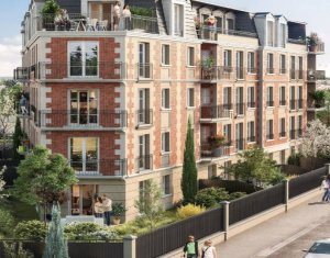 Achat / Vente appartement neuf Gagny à deux pas de la gare de Chénay Gagny (93220) - Réf. 5860