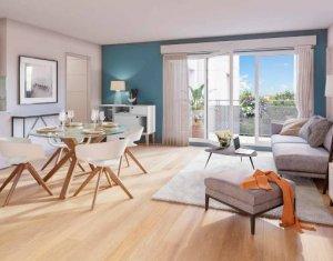 Achat / Vente appartement neuf Gagny à moins de 200 m du RER E (93220) - Réf. 5734