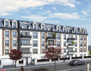 Achat / Vente appartement neuf Gagny proche de la gare RER Le Chénay Gagny (93220) - Réf. 2865