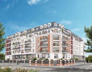 Achat / Vente appartement neuf Gagny proche RER E (93220) - Réf. 4056