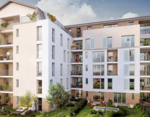 Achat / Vente appartement neuf Gagny proche RER E (93220) - Réf. 2847