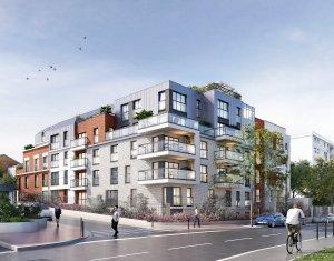 Achat / Vente appartement neuf Garches face à l'hippodrome (92380) - Réf. 1650