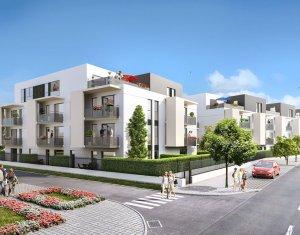 Achat / Vente appartement neuf Gargenville proche de la gare (78440) - Réf. 250