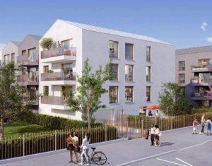 Achat / Vente appartement neuf Garges-lès-Gonesse à 2 pas du RER (95140) - Réf. 4789