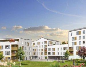 Achat / Vente appartement neuf Garges-lès-Gonesse quartier de la Muette (95140) - Réf. 819