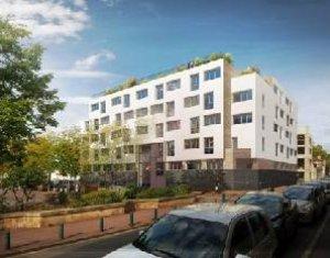 Achat / Vente appartement neuf Gennevilliers métro 13 arrêt Gabriel Peri (92230) - Réf. 1038