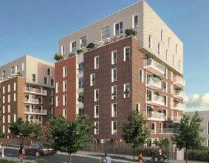 Investissement locatif : Appartement en loi Pinel  Gentilly proche La Vache Noire (94250) - Réf. 4124