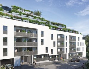 Achat / Vente appartement neuf Gentilly proche RER B (94250) - Réf. 3748