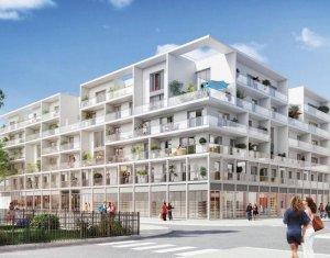 Achat / Vente appartement neuf Gif-sur-Yvette dans l'éco-quartier O'rizon (91190) - Réf. 1240