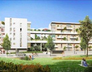 Investissement locatif : Appartement en loi Pinel  Gif-sur-Yvette quartier Moulon (91190) - Réf. 4073
