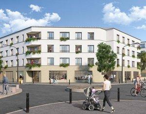 Achat / Vente appartement neuf Gonesse à proximité du Parc de la Patte d'Oie (95500) - Réf. 4308
