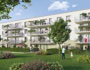 Achat / Vente appartement neuf Gonesse proche parc de la Patte d'oie (95500) - Réf. 3935