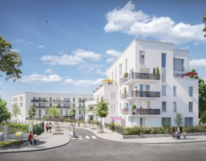 Achat / Vente appartement neuf Goussainville proche Centre-ville (95190) - Réf. 1654