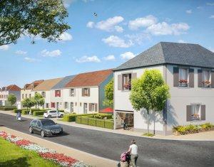 Achat / Vente appartement neuf Goussainville proche centre-ville (95190) - Réf. 1628
