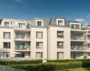 Investissement locatif : Appartement en loi Pinel  Gretz-Armainvilliers gare RER E (77220) - Réf. 3963