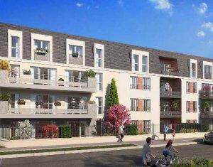 Achat / Vente appartement neuf Gretz-Armainvilliers proche RER E (77220) - Réf. 3937