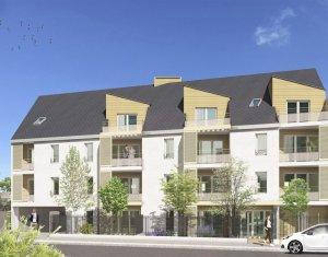 Investissement locatif : Appartement en loi Pinel  Gretz-Armainvilliers proche RER E (77220) - Réf. 3212