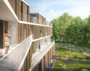 Achat / Vente appartement neuf Groslay au pied de la gare (95410) - Réf. 4858