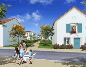 Investissement locatif : Appartement en loi Pinel  Guibeville proche d'Arpajon (91630) - Réf. 1690