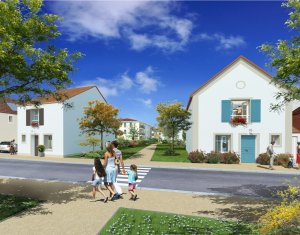 Achat / Vente appartement neuf Guibeville proche Mairie (91630) - Réf. 2758