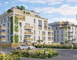Investissement locatif : Appartement en loi Pinel  Guyancourt à 200 mètre du centre-ville (78280) - Réf. 5267