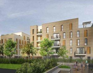 Achat / Vente appartement neuf Guyancourt proche centre-ville (78280) - Réf. 4623