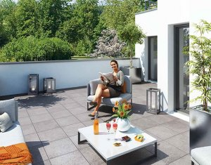 Achat / Vente appartement neuf Guyancourt proche de la Place Cendrillon (78280) - Réf. 715