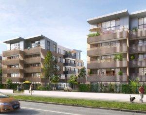 Achat / Vente appartement neuf Guyancourt quartier du Pont-du-Routoir (78280) - Réf. 2354