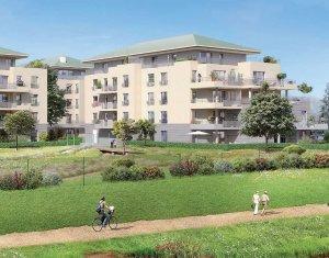 Achat / Vente appartement neuf Hardricourt Berges de la Seine (78250) - Réf. 1812