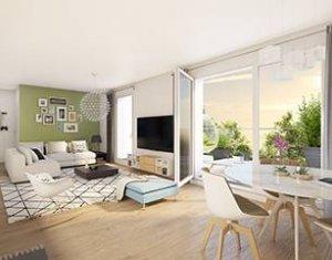 Achat / Vente appartement neuf Hardricourt coeur de village (78250) - Réf. 2562