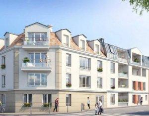 Achat / Vente appartement neuf Herblay à 500 mètres de la gare (95220) - Réf. 4756