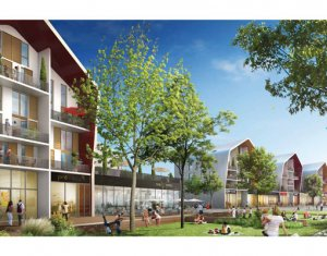 Investissement locatif : Appartement en loi Pinel  Herblay proche Paris (95220) - Réf. 1131