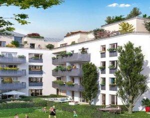Achat / Vente appartement neuf Houilles à deux pas des commerces (78800) - Réf. 4397