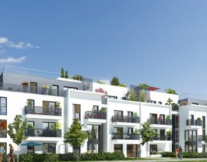 Achat / Vente appartement neuf Houilles proche Paris (78800) - Réf. 1653