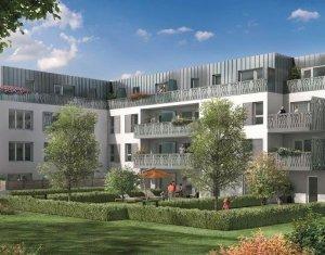 Achat / Vente appartement neuf Houilles quartier résidentiel des Belles-Vues (78800) - Réf. 1177