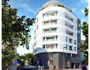 Achat / Vente appartement neuf Issy-les-Moulineaux métro Corentin Celton (92130) - Réf. 997