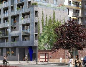 Achat / Vente appartement neuf Issy-les-Moulineaux  proche écoles et transports (92130) - Réf. 1085