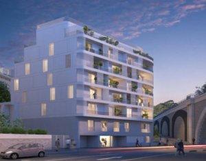 Investissement locatif : Appartement en loi Pinel  Issy-les-Moulineaux proche RER C (92130) - Réf. 5834