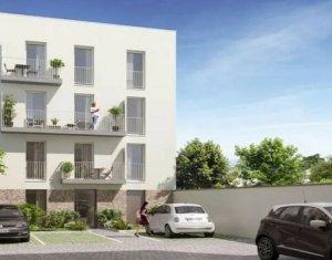 Achat / Vente appartement neuf Ivry-sur-Seine proche métro 7 (94200) - Réf. 5875