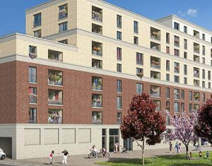 Achat / Vente appartement neuf Ivry-sur-Seine quartier Ivry Confluence (94200) - Réf. 5892