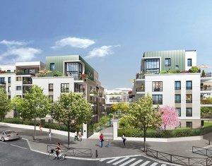 Achat / Vente appartement neuf Joinville-le-Pont à 3 minutes du centre-ville et des bords de Marne (94340) - Réf. 1965