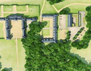 Achat / Vente appartement neuf Jouars-Pontchartrain, domaine boisé d'exception (78760) - Réf. 6044