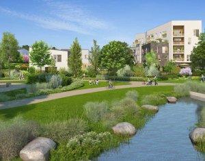 Achat / Vente appartement neuf Jouy-le-Moutier environnement calme (95280) - Réf. 1993