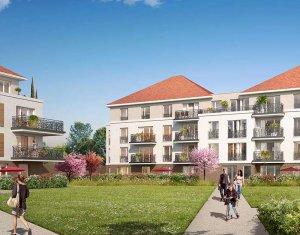 Achat / Vente appartement neuf Jouy-le-Moutier proche Cergy-Pontoise (95280) - Réf. 2725
