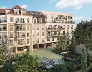 Achat / Vente appartement neuf Juvisy-sur-Orge à 300 mètres de la gare (91260) - Réf. 3196